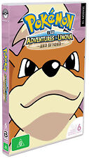 POKEMON SEASON 16 BW Adventures in Unova and Beyond NEW 6-DVD Set Cartoon Series