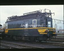 B494 - Dia slide 35mm original Belgium NMBS SNCB, Lok ES106