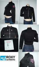 New Kids Girls Medium ROXY Black Liverpool Jacket $58 Retail