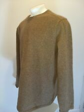 Outdoor Life Long Sleeve Fleece Lined Sweater, Brown Heather XL, New with Tags