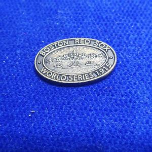 World Series Press Pin (Boston Red Sox) 1915