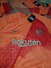 Barcelona FC Third Soccer Jersey Football Shirt Men's Medium