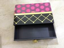 MAC Cosmetics Nutcracker Sweet drawer Hard plastic CASE ONLY, NO MAKEUP INCLUDED