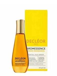 DECLEOR AROMESSENCE GREEN MANDARIN ESSENTIAL OIL GLOW SERUM 15 ml