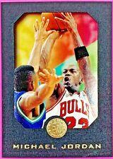 1995-96 Skybox E-XL Black MICHAEL JORDAN #10 HOF Chicago Bulls