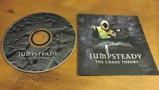 JUMPSTEADY THE CHAOS THEORY 2002 EP CD vg! PSYCHOPATHIC PSY3025 RAP