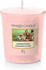 Yankee Candle Garden Picnic Votive Candle Sampler candle 45g x 18 NEW