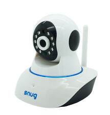 Snug Baby Monitor V2 WiFi Video Camera With Audio for iPhone / Android Devices