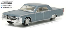 Greenlight 1:64 1965 Lincoln Continental - Madison Gray Metallic Hobby Exclusive