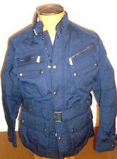 Polo Ralph Lauren Nylon Cotton Blend Moto Style Field Jacket NWT Medium $695