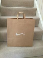 Nike Large Paper Carrier Bag  41cmx45cmx14cm  Used From Shop To Home