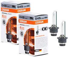 2x D4S Xenon HID 35W Bulbs Osram Xenarc Classic OEM car headlight lamps 66440CLC