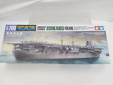 MES-50691Tamya 31223 1:700 Aircraft Carrier ZUIKAKU Bausatz
