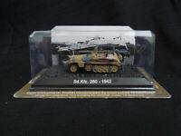 "Sd.Kfz. 250/3 ""Greif"" Rommels personal APC Diecast Amercom 1:72 German APC 1942"