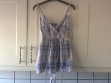 Ladies new size 10 pretty summer top