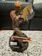 Sideshow Collectibles Dead Space Isaac Clarke Statue Exclusive Version 272/500