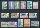 LN91067 Gibraltar 1960 mixed thematics fine lot MNH cv 100 EUR