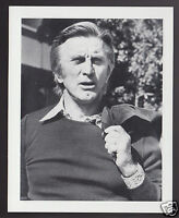 KIRK DOUGLAS Actor Movie Star 1995 WHO'S WHO GAME CANADA PHOTO TRIVIA CARD