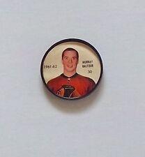Shirriff / Salada coins hockey 1961-62 # 30 Murray Balfour Chicago set # 12