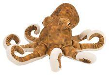 Wild Republic Plüschtier Stofftier Kuscheltier Oktopus Krake Dimitri 30 cm