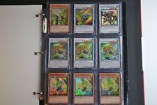 Yugioh Gusto 2 Deck Collection Lot 45 Cards 35 Holos & Rares