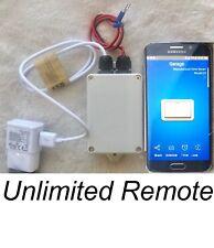Compatible con inteligente Abridor de puerta de garaje Interruptor de Recambio Universal Receptor Remoto