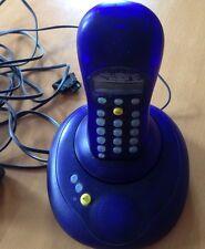 Swatch Cordless - Schnurloses Telefon Ladeschale Basisstation Loro Azul komplett