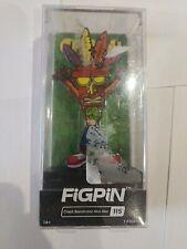 Fig Pin Crash Bandicoot: Aku Aku. 115. Activision. New, box has sticker residue