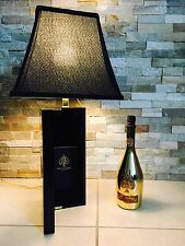 Table Lamp Champ Ace of Spades EMPTY (ARMAND DE BRIGNAC) black Square Bell.