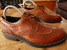 mens JEFFERY WEST for M&S wintip brogues - size uk 6.5 great condition !