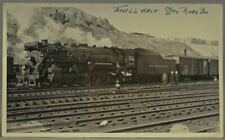 FIRST L2 WEST 12/3/40 RIVER DIV Train Photo Postcard 2734 or 2754 NYCentral 1940