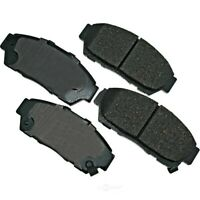 Disc Brake Pad Set-GS Front Akebono ACT617