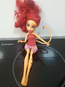 Monster high doll used