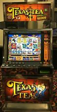 """IGT I-GAME COINLESS VIDEO MACHINE """"TEXAS TEA WITH LCD MONITOR"""""""