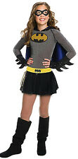 Girls DC Comics Batgirl Child Costume Medium 8-10 887658