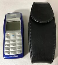 Nokia 1100 - Blue Cellular Phone 1100b Untested Includes Battery And Case