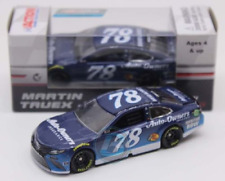 MARTIN TRUEX JR 2018 AUTO-OWNERS INSURANCE #78 CAMRY 1/64 ACTION DIECAST CAR