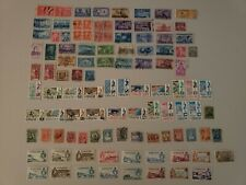Canada, Gibraltar, Us, and Newfoundland Mixed Lot of Stamps