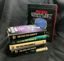 Star Trek Collectible Book Bundle