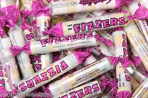 Swizzels Matlow Sherbet Fruit Fizzers, Retro Sweets, Pick n Mix, Select Your Qty