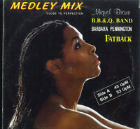 Miquel Brown / Various ‎– Close To Perfection / Medley Mix