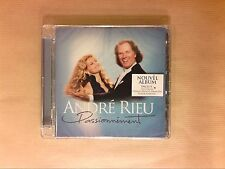 CD / ANDRE RIEU / PASSIONNEMENT / NEUF SOUS CELLO