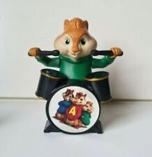 MCDONALD'S HAPPY MEAL 2009 ALVIN AND THE CHIPMUNKS SUPERSTAR 2 THEODORE BATTERIA