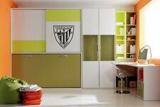 Vinilo adhesivo escudo Athletic Bilbao stickers decoración  calcas pegatinas