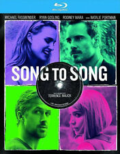 SONG TO SONG / (Ryan Gosling) - BLU RAY - Region A