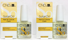CND Shellac Solar Oil / Olio 2 X 15ml