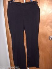 WOMEN  SIZE LARGE MATERNITY *OLD NAVY * ACTIVE  PANTS  NWOT