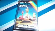 CHESS for the Sinclair Zx Spectrum 48.128. TESTED.