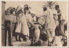 LIBIA 1939 TRIPOLI - LA RINASCITA DELLE OASI DEL SAHARA ITALIANO FAMIGLIE FEZZAN