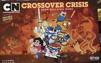 Cartoon Network Crossover Crisis Deck Building Game Board Game Used